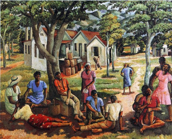 Famous Jamaican Paintings