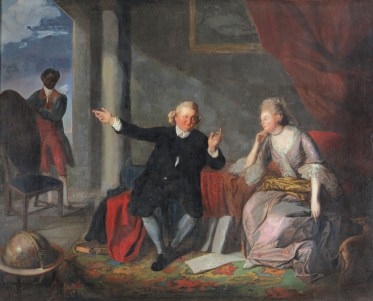 Philip Wickstead - Benjamin and Mary Pusey (c1775), Collection: NGJ