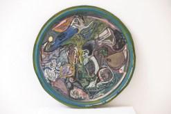 Leonard Daley - Untitled (1992) , Wayne and Myrene Cox Collection.