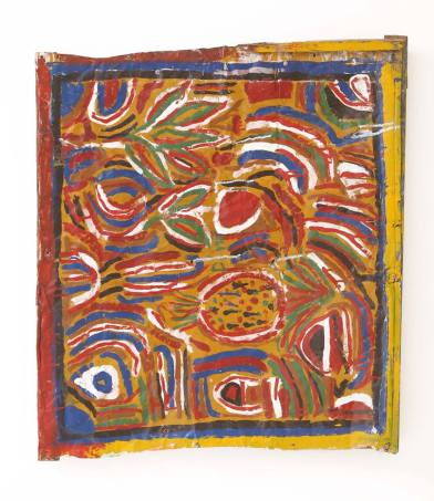 Pastor Winston Brown - Untitled (1990s), Wayne and Myrene Cox Collection.