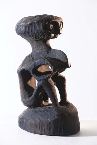 Vincent Atherton - Good to Counteract the Devil (1980s), Wayne and Myrene Cox CollectionWayne and Myrene Cox Collection