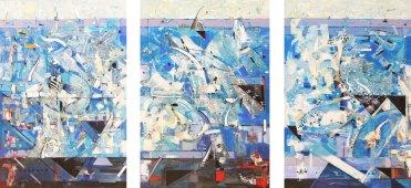 David Boxer - Passage: Flotsam and Jetsam III (Zong), 2014-2015