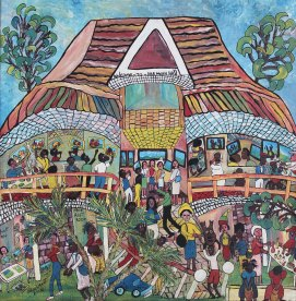 Michael Parchment - Welcome to Harmony Hall (2006). Annabella and Peter Proudlock Collection
