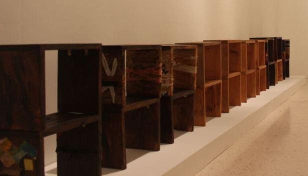 Judith Salmon - Twenty Benches (2008)