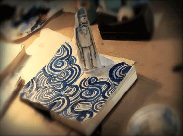 Wendell McShine (Trinidad and Tobago) - Rainbow Hill (2014, animation still)