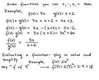 College Algebra Worksheet | Template Business