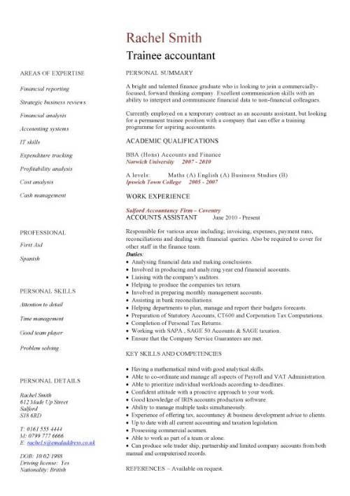 Junior Web Developer Resume Template Business