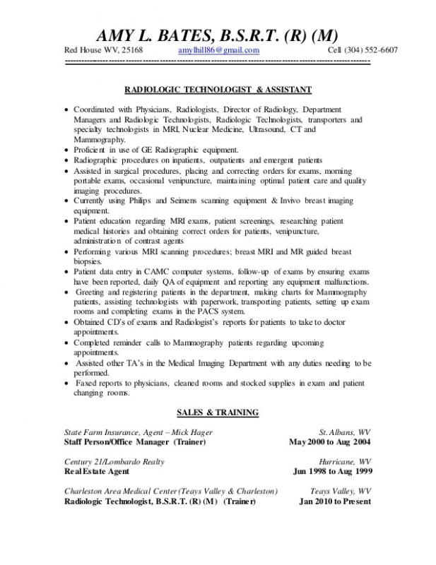 Resume Formats Free Template Business