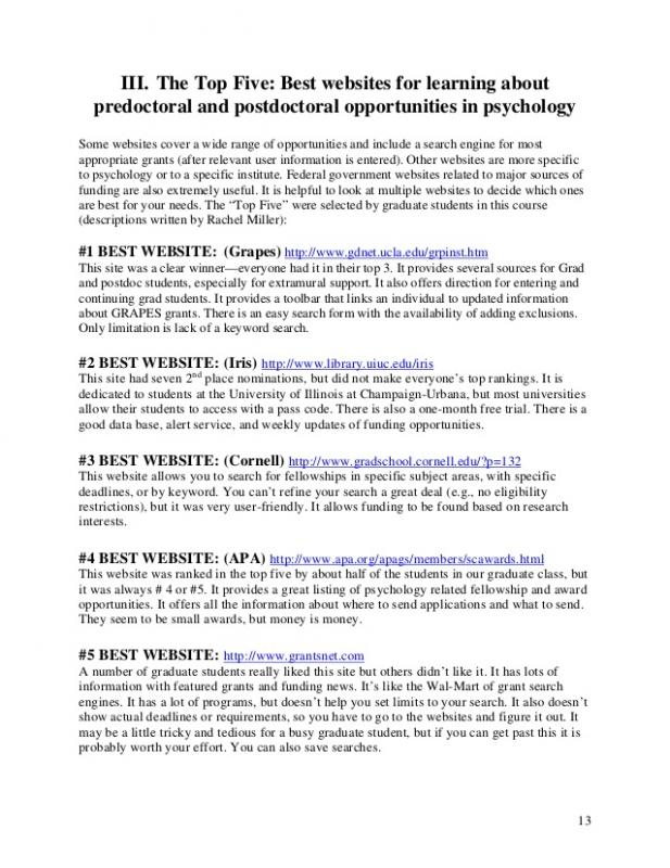Sample Literature Review For Research Paper | Template Business