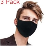 3 pack cotton mask