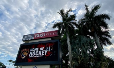 BB&T Arena Miami Florida Panthers