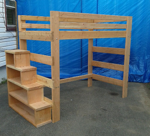 Loft Beds Youth Amp College Dorm Furniture Starting At 188 More Than A Furniture Store