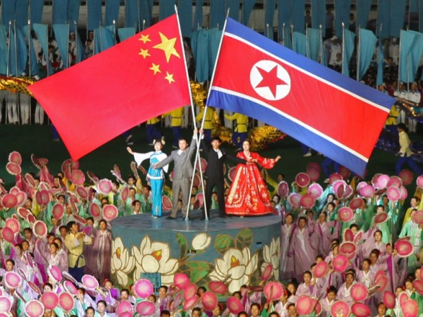 Image result for china & n. KOREA