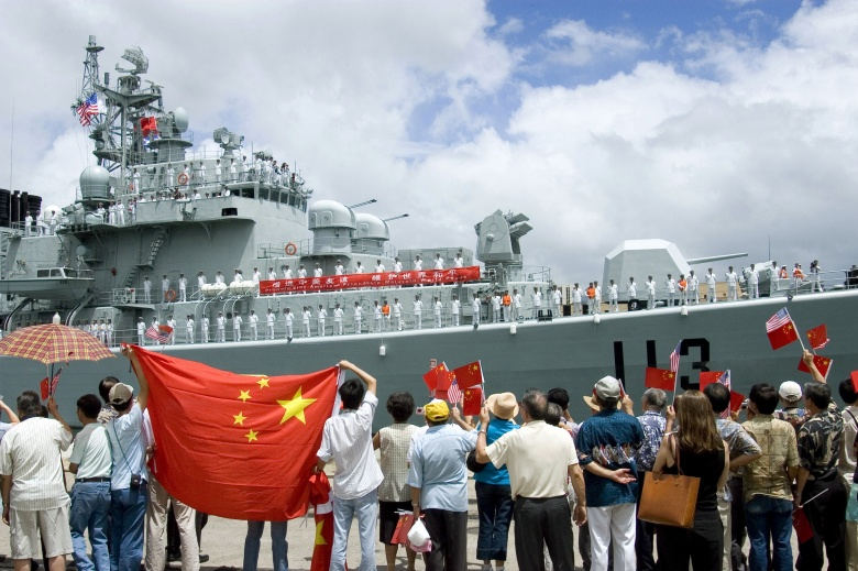 Image result for China the Superpower and the South China Sea