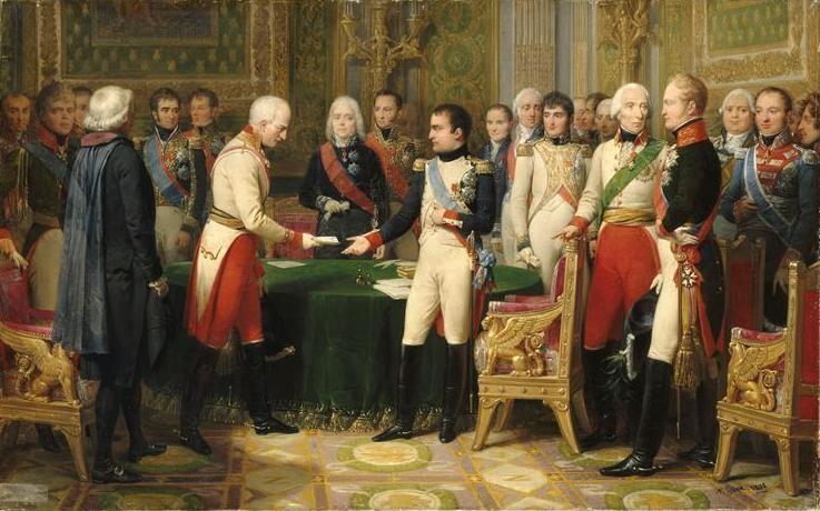 The Genius of Metternich Austrias Resurrection Through