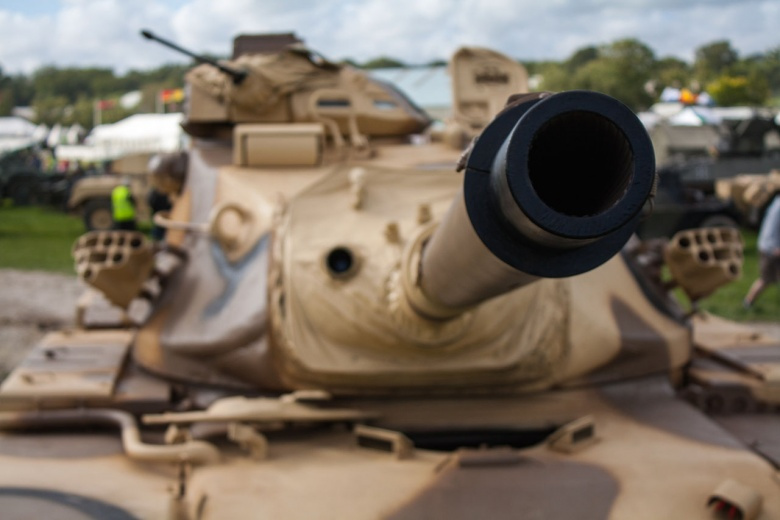 Raytheon Can Turn Old AmericanMade M60A3 Tanks Into