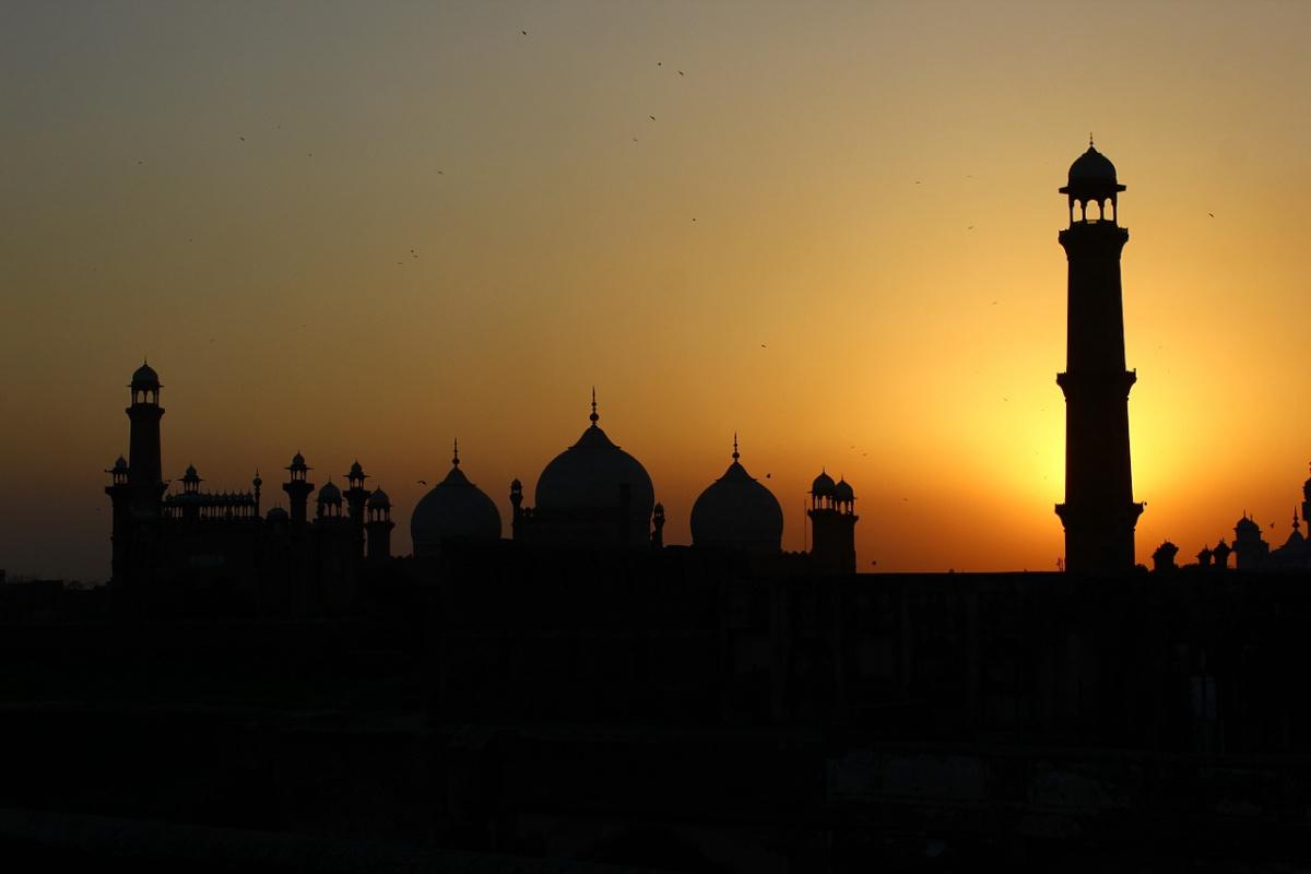 Fort Lahore, Pakistan. Pixabay/Public domain