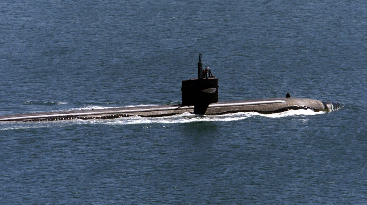 In 1963 a Navy Submarine Sank Mysteriously How the Crew