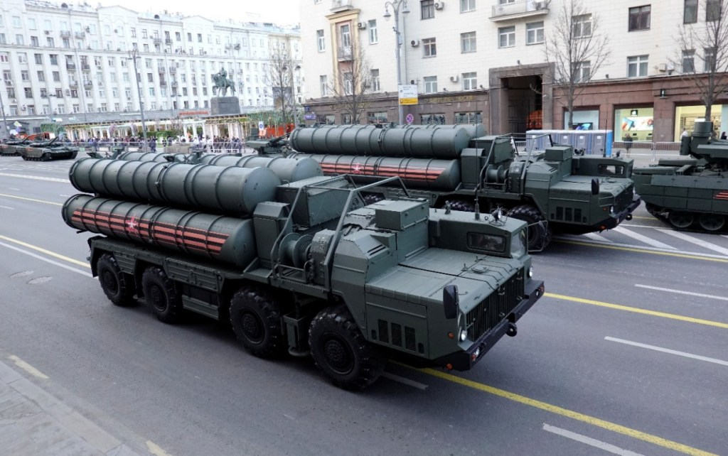 Is Russia's S-400 Air Defense System Heading to Iran?