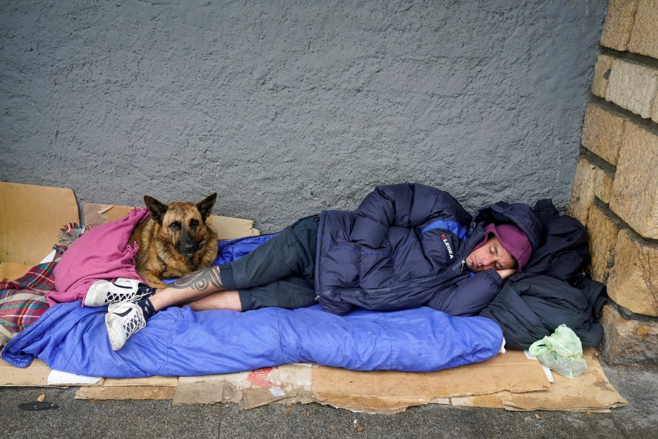 America Cannot Afford To Overlook The Homeless In Its Coronavirus ...