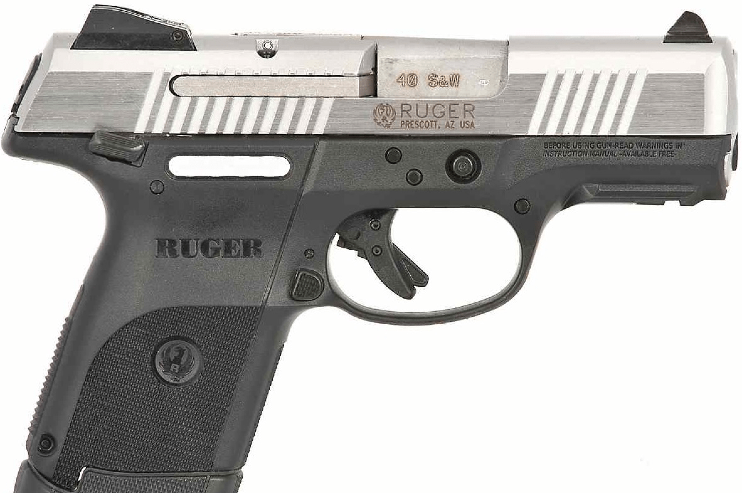 The Ruger Sr40c The Most Dangerous Handgun On The Planet