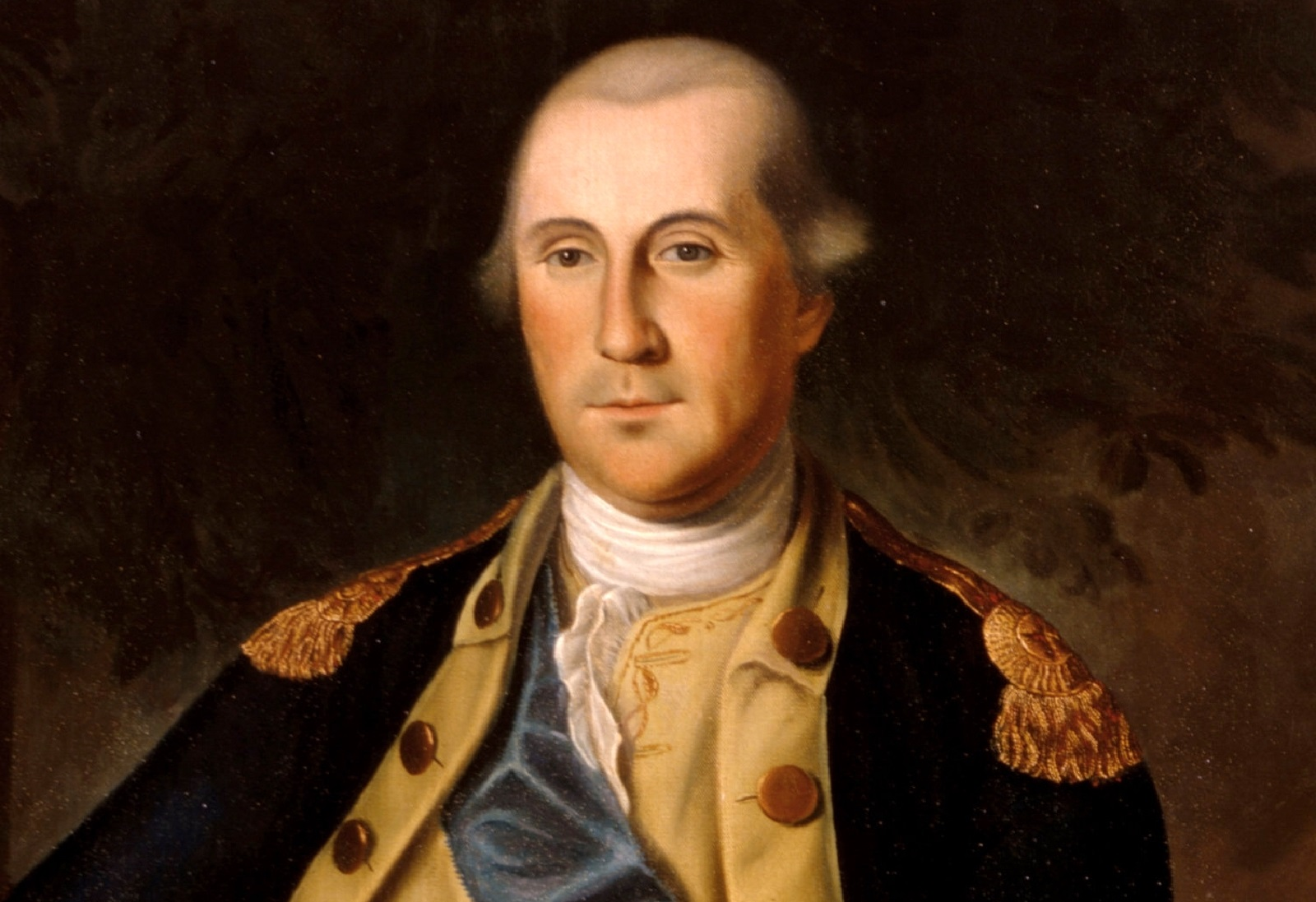 School Board Votes To Paint Over George Washington Mural