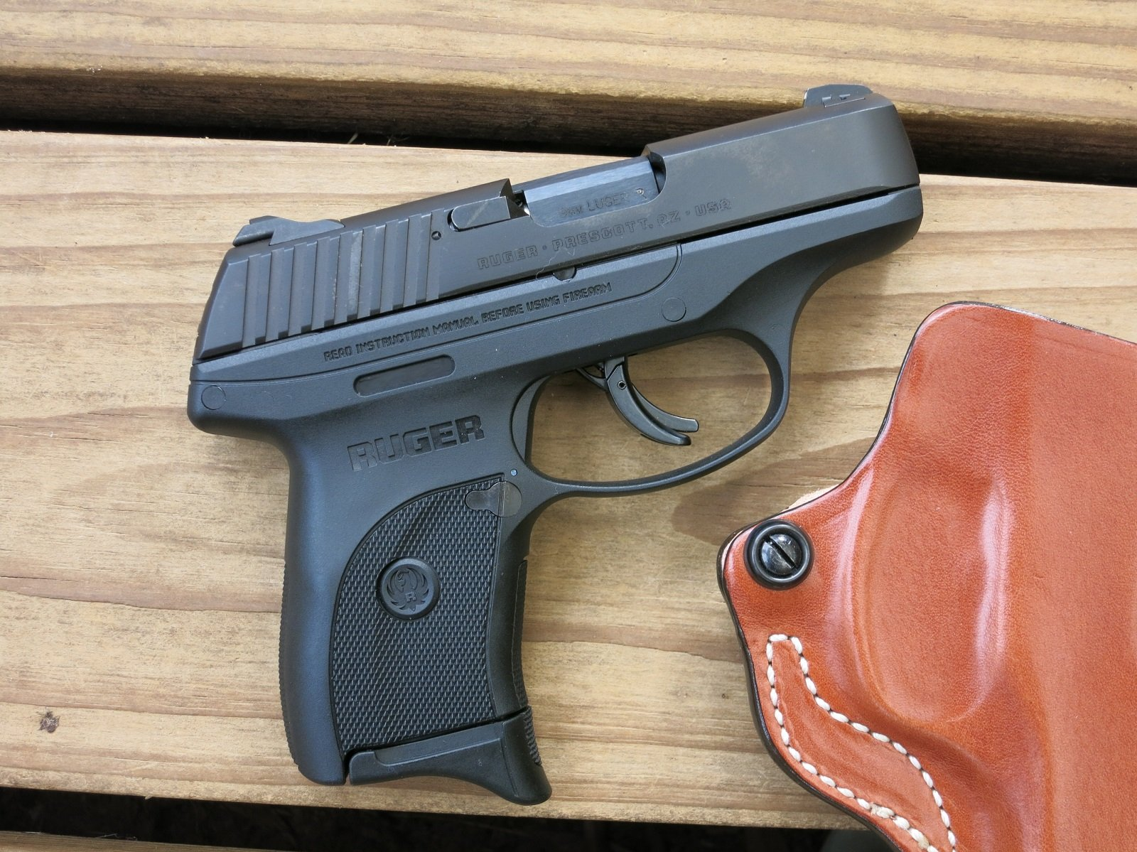Why Ruger S Lc9 Might Just Be The Best Self Defense Gun On
