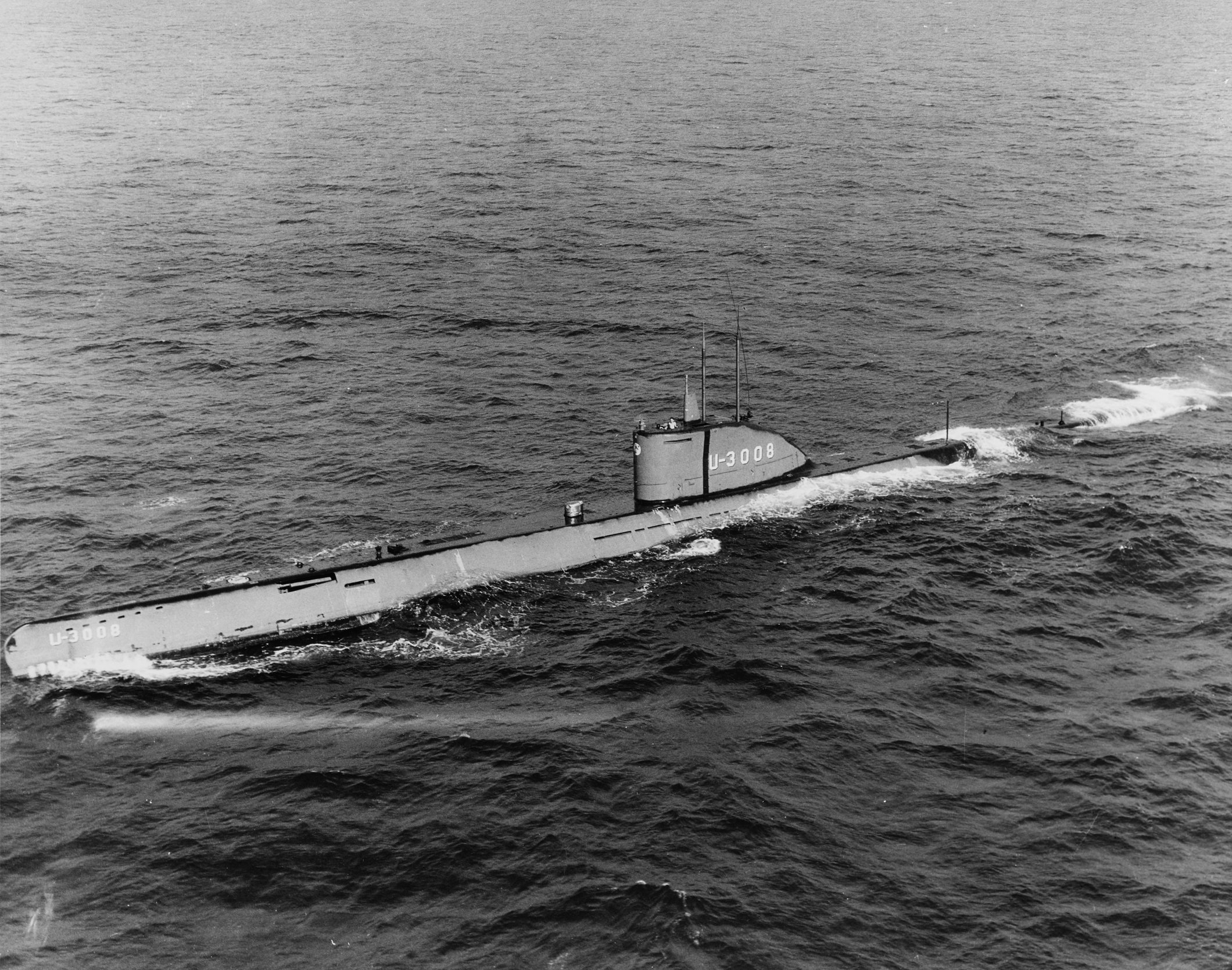 Hitler Built A World War Ii Submarine That Was Revolutionary It Ended Up A Total Failure