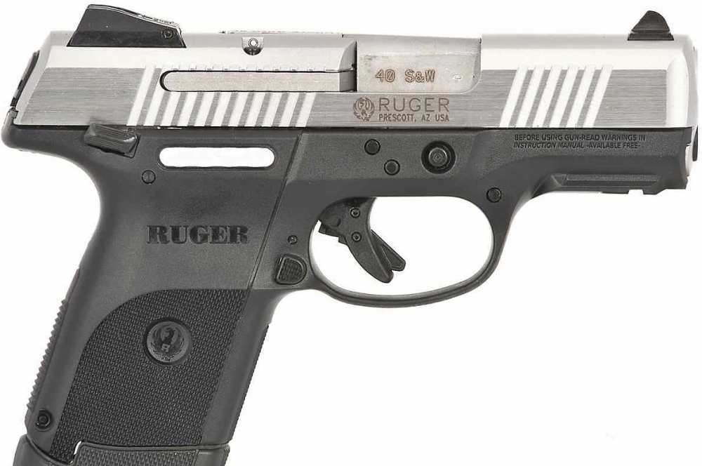 medium resolution of the ruger sr40c the most dangerous handgun on the planet