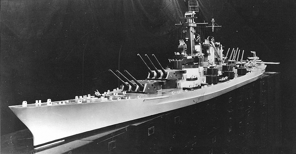 the navy had plans to build the ultimate battleship here s why it never happened  [ 1260 x 654 Pixel ]