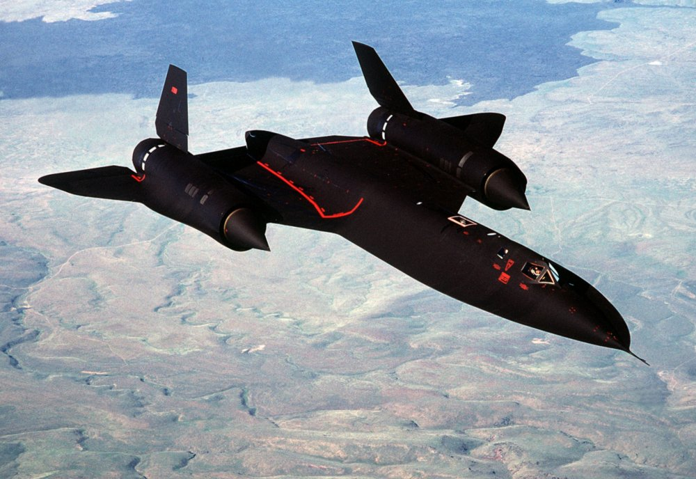 introducing the sr 71