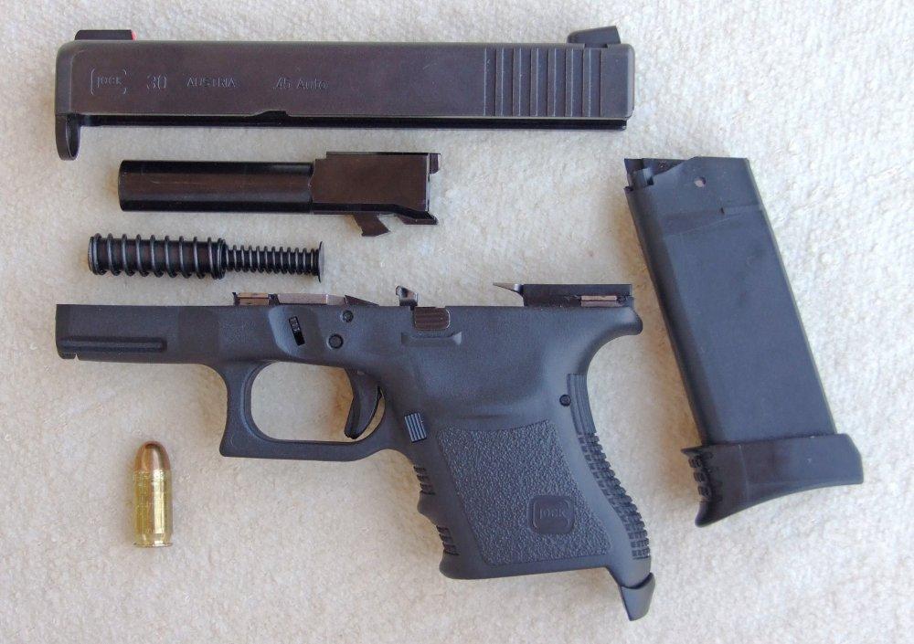 5 best handguns in
