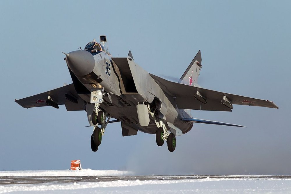 russia s mig 31