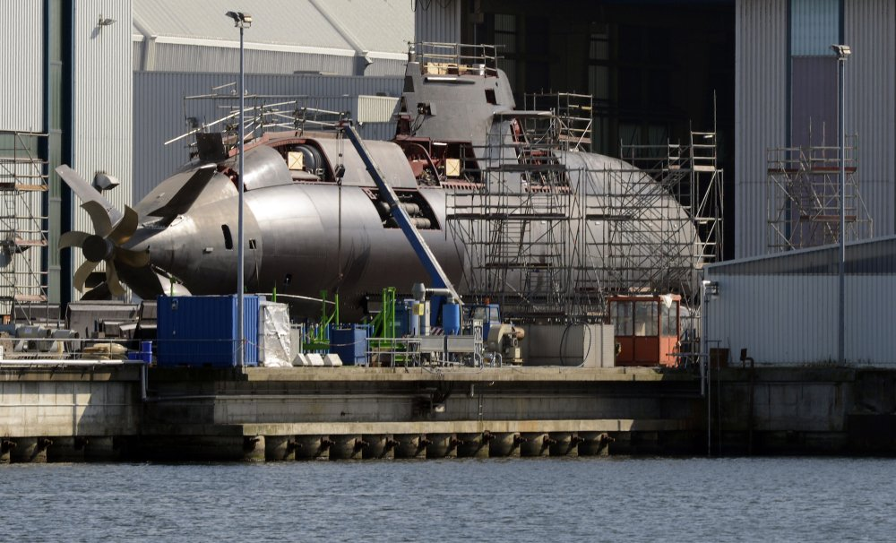 small resolution of germany does not have one working submarine