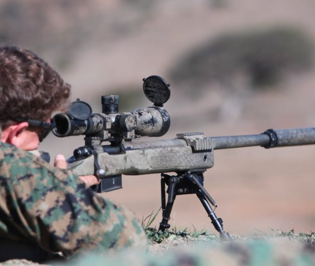 Meet 5 Sniper Rifles That Can Turn Any Solider Into The Ultimate Weapon
