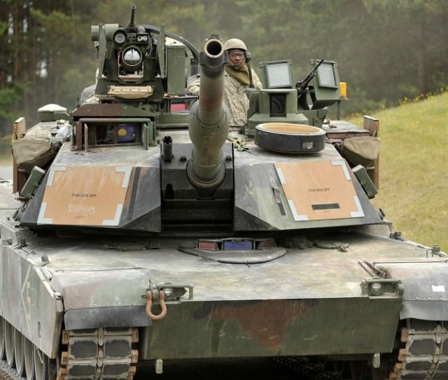 Inside The Us Armys Lethal New Ma Sep V  Abrams Main Battle Tank