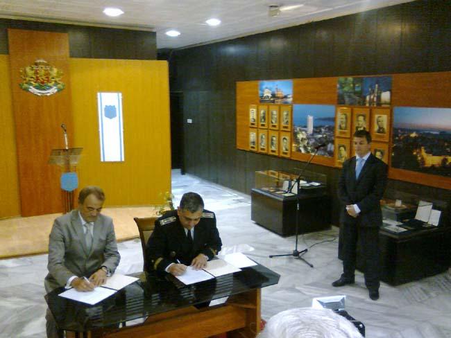 Споразумение на Община Варна - Съюз на учените