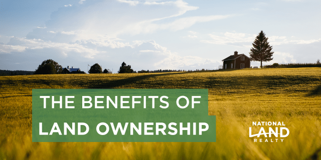 The Benefits of Land Ownership