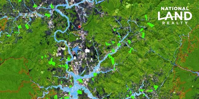 NLR GIS Capabilities
