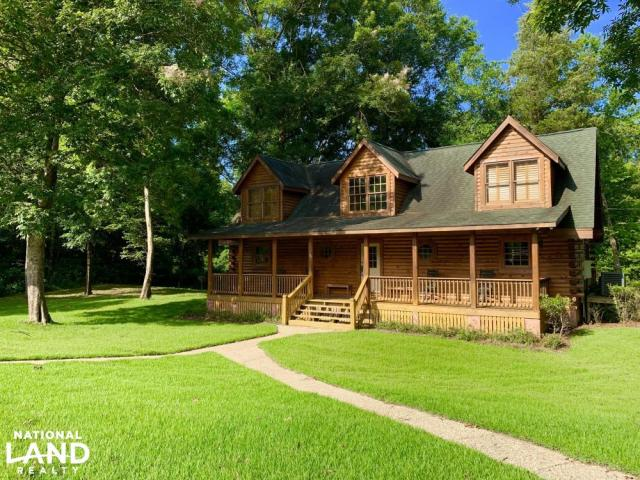 Chickasawhay River Hunting Lodge and Timber Investment