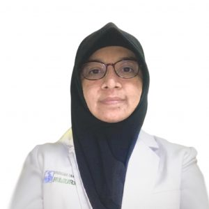 dr RA Hani Faradis SpM