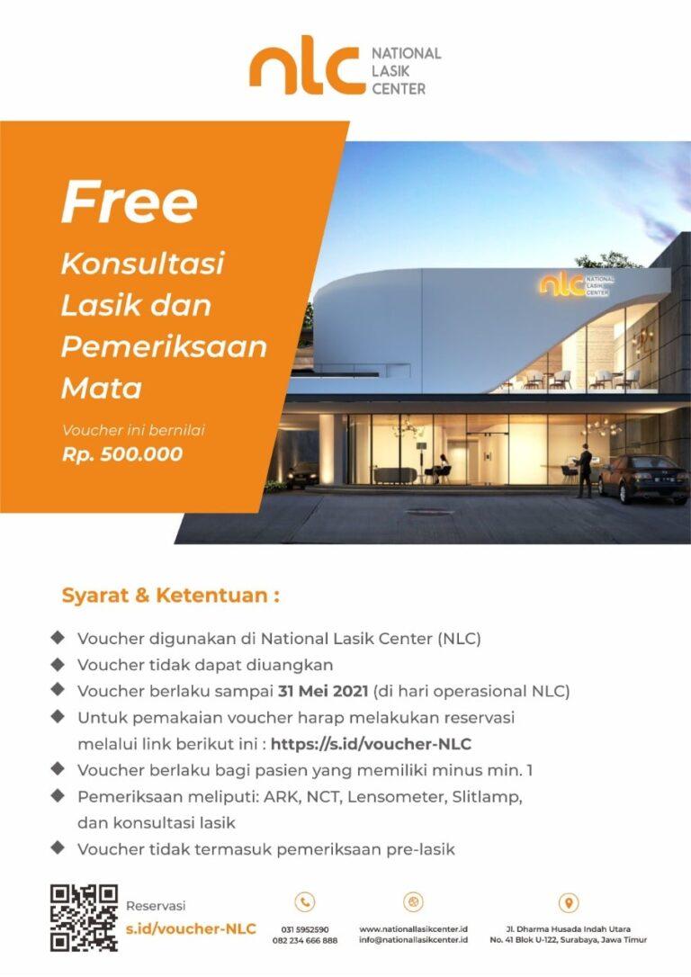 Free Konsultasi Lasik di National Lasik Center