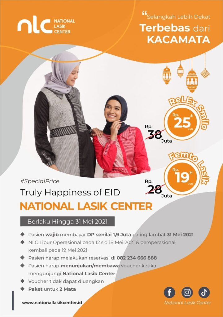 Promo Lasik - Truly Happiness of EID