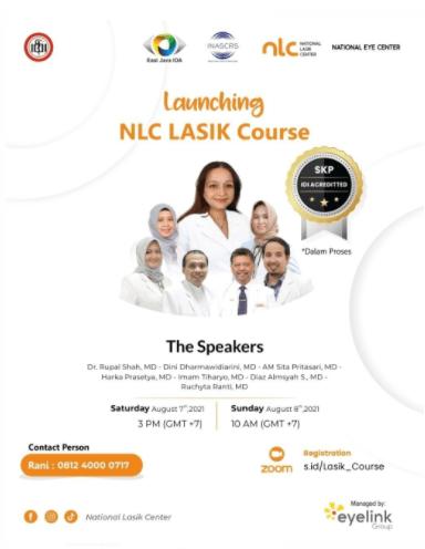 Launching NLC Lasik Center