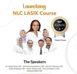 Launching NLC Lasik Course