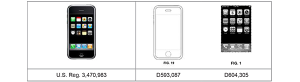 Apple-Samsung Trade Dress Case Demonstrates Potential Value of Design Patents