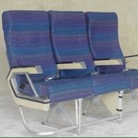 Airlines' Shrinking Seat Space May Increase Likelihood of Head Injuries