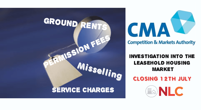 CMA INVESTIGATION CLOSES TODAY !!