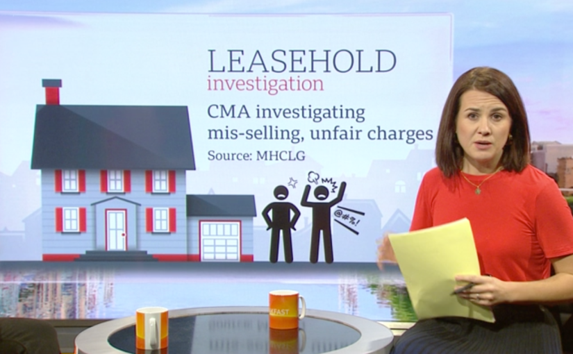 The CMA has found troubling evidence of potential mis-selling and unfair contract terms in the leasehold housing sector, and is set to launch enforcement action.