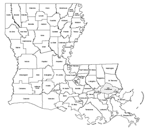 Image Result For Louisiana Purchase Outline